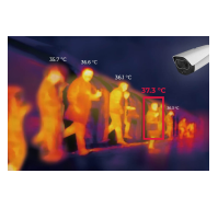 Integration of the thermal camera with Time&Space